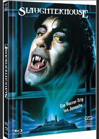 Tanz der Dämonen 2 - Slaughterhouse (Limited Mediabook, Blu-ray+DVD, Cover A) (1987) [FSK 18] [Blu-ray]
