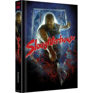 Slaughterhouse (Limited Mediabook, Blu-ray+DVD, Cover B) (1987) [FSK 18] [Blu-ray]