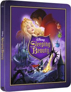 Sleeping Beauty - Dornröschen (Limited Steelbook) (1959) [UK Import] [Blu-ray]