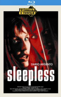 Sleepless (Uncut Limited Edition, Große Hartbox) (2001) [FSK 18] [Blu-ray]