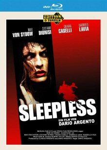 Sleepless (Limitiertes Mediabook, Blu-ray+DVD, Cover B) (2001) [FSK 18] [Blu-ray]