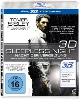 Sleepless Night - Nacht der Vergeltung (2011) [3D Blu-ray]