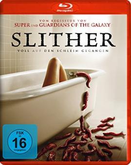 Slither - Voll auf den Schleim gegangen (2006) [Blu-ray]