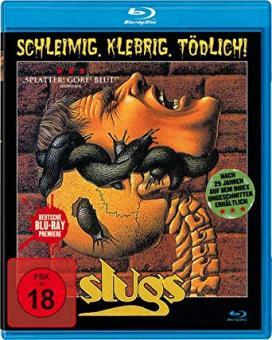 Slugs (Uncut) (1988) [FSK 18] [Blu-ray]