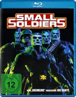 Small Soldiers (1998) [Blu-ray]