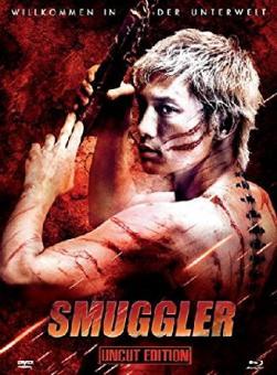 Smuggler (Limited Mediabook, Blu-ray+DVD) (2011) [FSK 18] [Blu-ray]