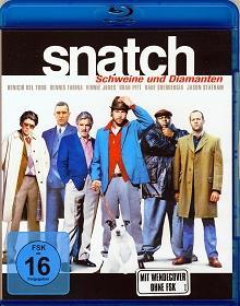 Snatch - Schweine und Diamanten (2000) [Blu-ray]