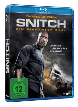 Snitch - Ein riskanter Deal (2013) [Blu-ray]