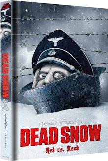Dead Snow - Red vs. Dead (Limited Mediabook, Cover B) (2014) [FSK 18] [Blu-ray]