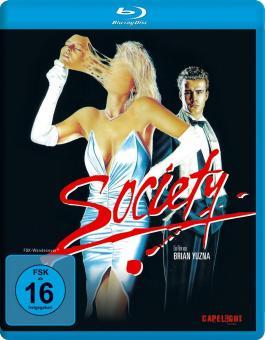 Society (Uncut) (1989) [Blu-ray]