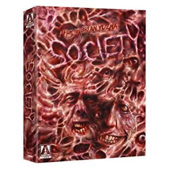 Society (Limited Edition, Blu-ray+DVD) (1989) [UK Import] [Blu-ray]