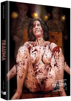 Trauma-das Böse Verlangt Loyalität (Limited Uncut Mediabook, Blu-ray+DVD, Cover G) (2017) [FSK 18] [Blu-ray]
