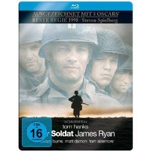 Der Soldat James Ryan (limited Steelbook Edition) (1998) [Blu-ray]