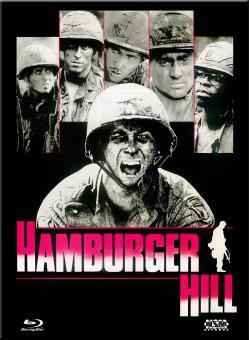 Hamburger Hill (Limited Mediabook, Blu-ray+DVD, Cover E) (1987) [Blu-ray]