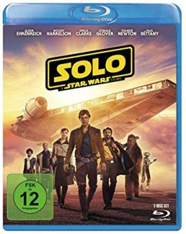 Solo: A Star Wars Story (2 Discs) (2018) [Blu-ray]