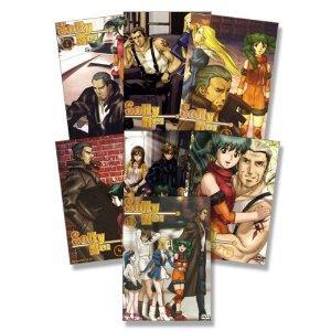Solty Rei Vol. 1 bis 6 + OVA, 7er DVD - Komplettset