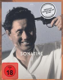 Sonatine (OmU) (1993) [FSK 18] [Blu-ray]