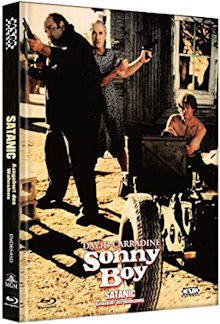 Satanic - Ausgeburt des Wahnsinns (Limited Mediabook, Blu-ray+DVD, Cover D) (1989) [FSK 18] [Blu-ray]
