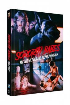 Sorority Babes in the Slimeball Bowl-O-Rama (Limited Mediabook, Blu-ray+DVD, Cover B) (1988) [Blu-ray]