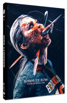 Sorority Row - Schön bis in den Tod (Limited Wattiertes Mediabook, Blu-ray+DVD, Cover A) (2009) [FSK 18] [Blu-ray]