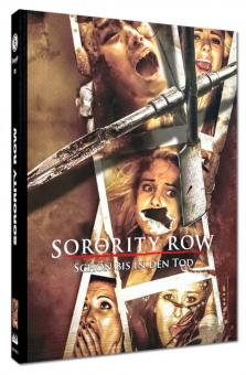 Sorority Row - Schön bis in den Tod (Limited Mediabook, Blu-ray+DVD, Cover D) (2009) [FSK 18] [Blu-ray]