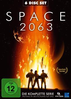 Space 2063 - Die komplette Serie (6 Disc Set) (1995)