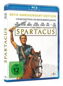 Spartacus - 50th Anniversary (1960) [Blu-ray]