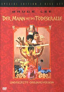 Der Mann mit der Todeskralle (2 DVDs Special Edition) (1973) [FSK 18]