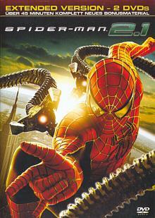 Spider-Man 2.1 (Extended Version, 2 DVDs) (2004)