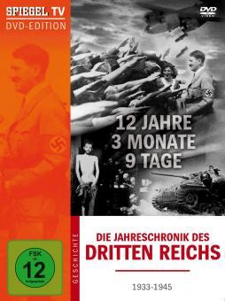12 Jahre, 3 Monate, 9 Tage - Die Jahreschronik des Dritten Reichs (2008)