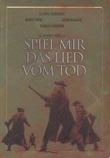 Spiel mir das Lied vom Tod (limitierte Steelbook Edition, 2 DVDs) (1968)