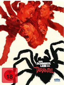 Der schwarze Leib der Tarantel (Limited Mediabook, Blu-ray+DVD, Cover C) (1972) [FSK 18] [Blu-ray]