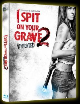 I Spit on Your Grave 2 (Uncut, Kleine Hartbox, Limitiert auf 131 Stück, Cover A) (2013) [FSK 18] [Blu-ray]