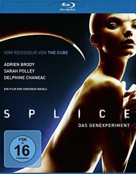 Splice - Das Genexperiment (2009) [Blu-ray]