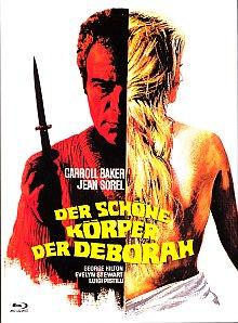 Der Schöne Körper der Deborah (Limited Mediabook, Blu-ray+DVD, Cover B) (1968) [FSK 18] [Blu-ray]