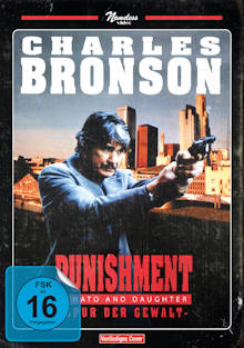 Punishment - Spur der Gewalt (Limited Mediabook, Blu-ray+DVD) (1993) [Blu-ray]