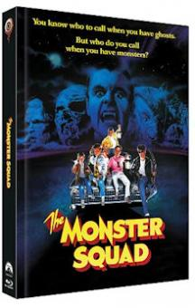 Monster Busters (Limited Mediabook, Blu-ray+2 DVDs, Cover C) (1987) [FSK 18] [Blu-ray]
