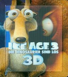Ice Age 3 - Die Dinosaurier sind los (Limited Steelbook, 3D Blu-ray+Blu-ray) (2009) [3D Blu-ray]