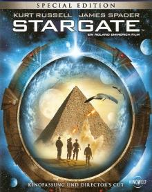 Stargate (Special Edition, Director's Cut + Kinofassung) (1994) [Blu-ray]