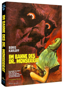 Im Banne des Dr. Monserrat (Limited Mediabook, Cover C) (1967) [Blu-ray]
