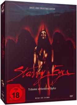 Starry Eyes (3 Disc Limited Collector's Edition, Blu-ray+DVD+CD) (2014) [FSK 18] [Blu-ray]