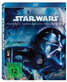 Star Wars: Trilogie IV-VI (3 Discs) [Blu-ray]