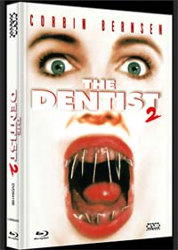 Dentist 2 - Zahnarzt des Schreckens (Limited Mediabook, Blu-ray+DVD, Cover B) (1998) [FSK 18] [Blu-ray]