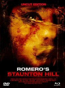 Romero's Staunton Hill - Unrated Uncut Edition, Mediabook (+ DVD) (2008) [FSK 18] [Blu-ray]