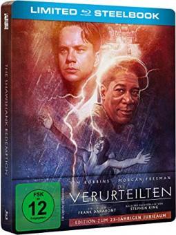 Die Verurteilten (Limited Steelbook) (1994) [Blu-ray]