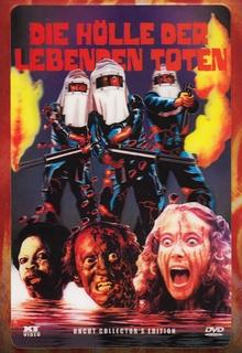 Die Hölle der Lebenden Toten (3D-Metalpak) (1980) [FSK 18]