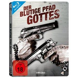 Der blutige Pfad Gottes (2 Disc Limited Steelbook, Cover B) (1999) [FSK 18] [Blu-ray]