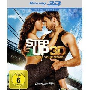Step Up 3 (Limitierte 3D Premium Edition, 3 D Version + 2D Version + DVD) (2010) [Blu-ray]