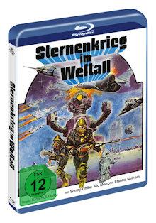 Sternenkrieg im Weltall (1978) [Blu-ray]