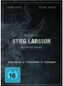 Stieg Larsson - Millenium Trilogie (4 DVDs)